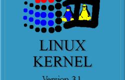 Логотип для Linux 3.1