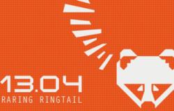 Релиз Ubuntu 13.04 Raring Ringtail Beta 1