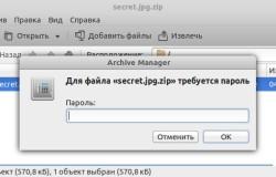 Простой способ зашифровать файлы в Ubuntu