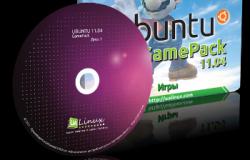 Ubuntu GamePack 11.04
