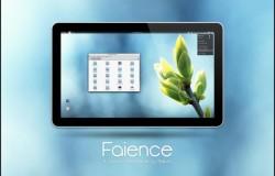 Faience — Иконки для GNOME Shell