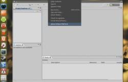 Оптимизация Eclipse IDE под интерфейс Ubuntu