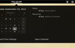 Календарь Google и GNOME Shell