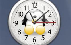 Установка времени в Ubuntu
