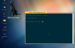 Black Lab Linux Desktop 6.5 RC1 с пользовательским интерфейсом MATE