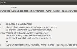 Область уведомлений в Ubuntu 11.04