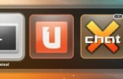 Unity стиль переключателя окон (Alt+Tab)