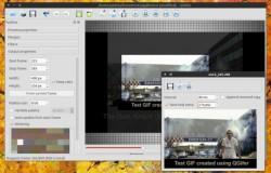 QGifer — Создание GIF анимаций в Ubuntu Linux