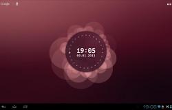 Частичка Ubuntu Phone в Android