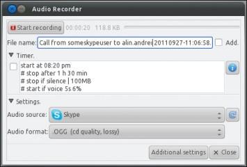 Ubuntu tips - install skype 43 in ubuntu