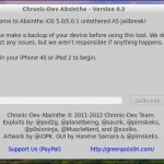 Установка Jailbreak на iPhone и iPad под Ubuntu