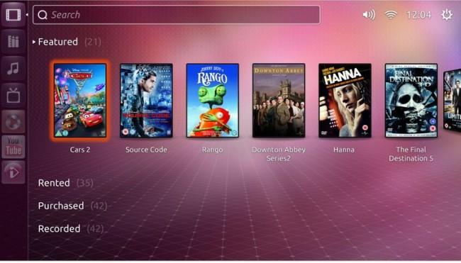 UbuntuTV представлен на выставке CES 2012
