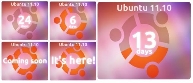 Баннеры Ubuntu 11.10