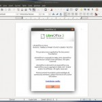 Релиз LibreOffice 3.5