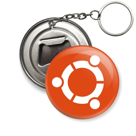 Брелок Ubuntu