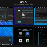 Holo — Пак тем для Gnome 3 в стиле ICS