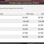 Trimage — Сжатие и оптизимизация изображений