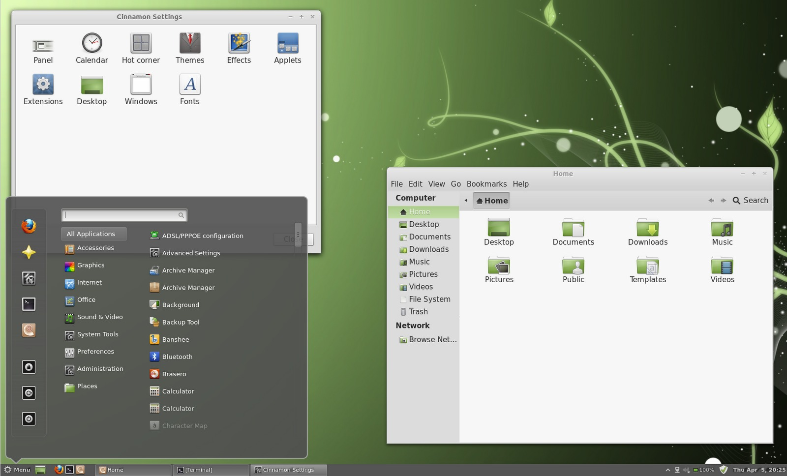 Релиз linux mint debian update pack 4