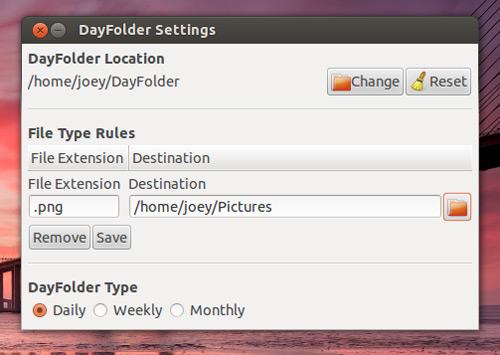 DayFolder