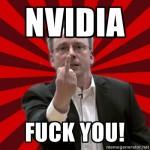 Ответ от NVIDIA Линусу Торвальдсу