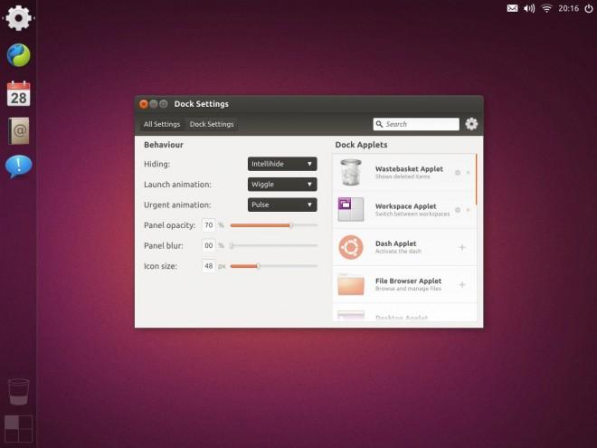 Интересный концепт Unity для Ubuntu 12.10