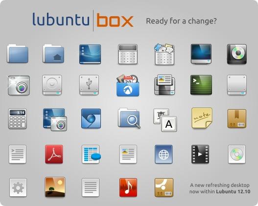 линукс иконки: