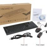 Keyboard PC — Компьютер с Ubuntu в клавиатуре