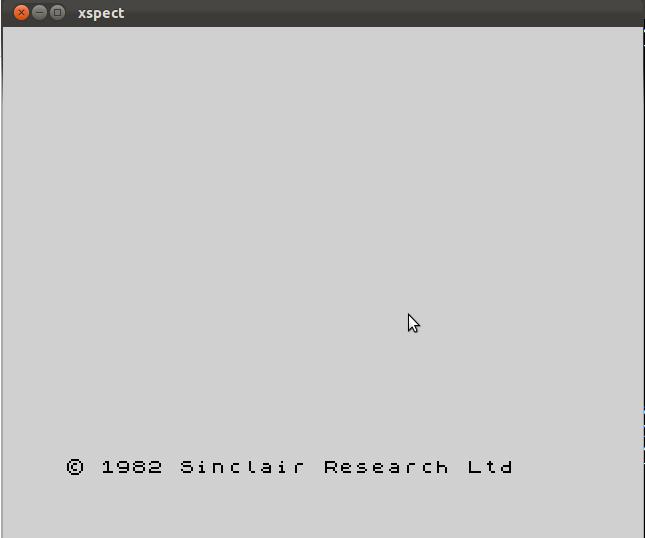 Вспоминаем ретро Spectrum ZX с помощью Ubuntu