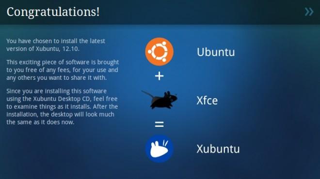 Релиз Xubuntu 12.10 с Xfce 4.10