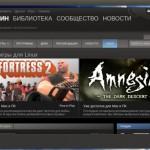 Steam for Linux открыт для всех желающих