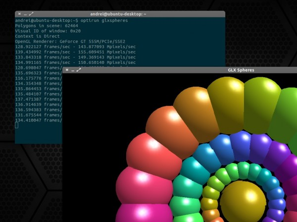 Релиз Bumblebee 3.1 с поддержкой Primus