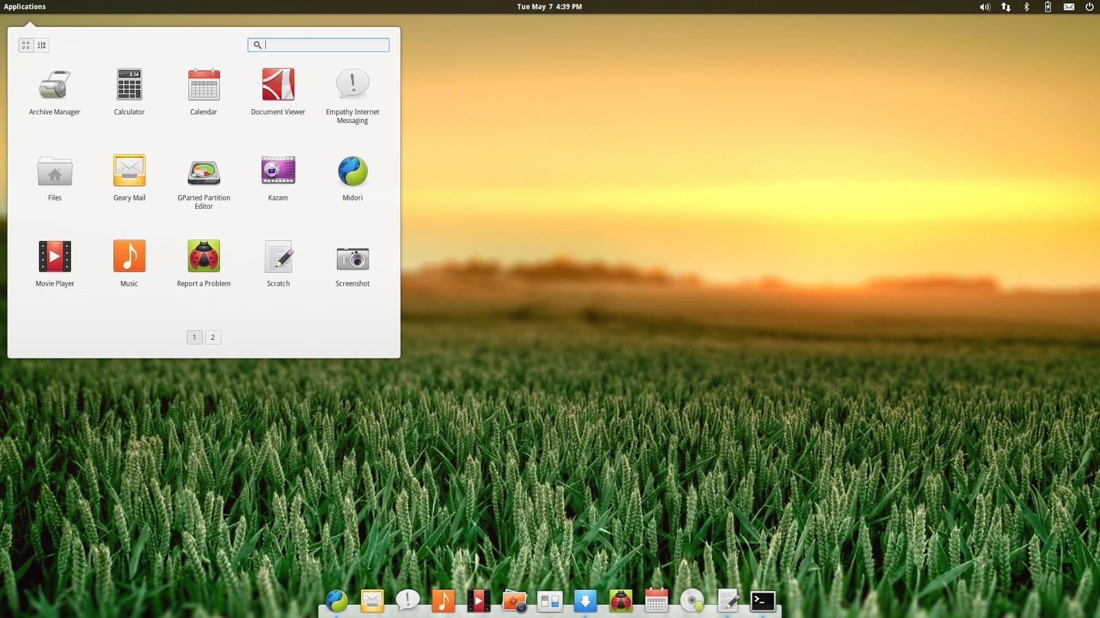 elementary OS Luna beta 2   Убунтовод про Ubuntu: ubuntovod.ru/distribute/elementary-os-luna-beta-2.html