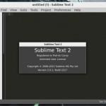 Sublime Text 2 Crack, или вспоминаем Windows