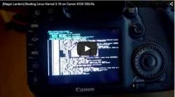 Canon Linux