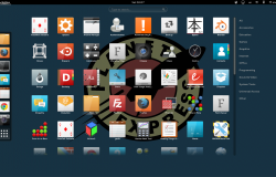 Иконки приложений от Nitrux