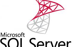 Логотип Microsoft SQL Server