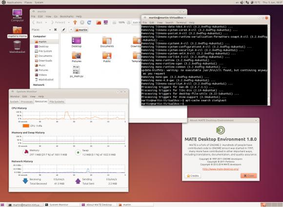 Ubuntu MATE birthday