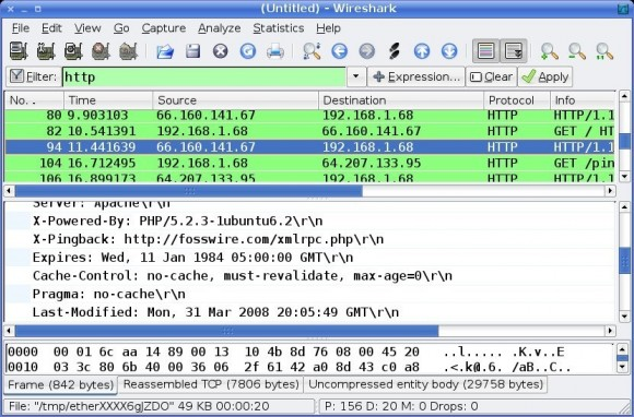 Wireshark 1.12.6