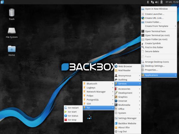 BackBox Linux 4.3