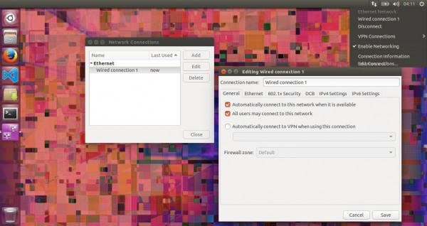 NetworkManager 1.0.4