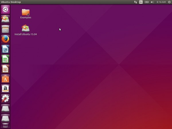 Ubuntu 15