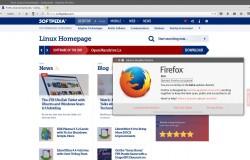 Firefox 39.0 для Ubuntu