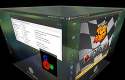 По умолчанию в Ubuntu MATE 15.10 будет отключен Desktop Cube для Compiz