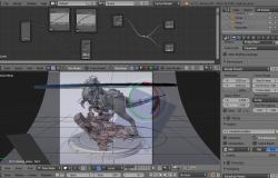 Приложение для 3D моделирования Blender 2.75 beta1 вышло с расширенной поддержкой GPU AMD