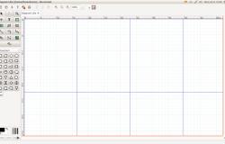 Dia — Создание сложных диаграмм в Ubuntu