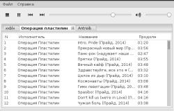 wx VK Music 0.1 — Плеер музыки из ВКонтакте
