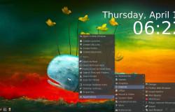 MakuluLinux LxFce 8.0 построен на Ubuntu 14.04.2 LTS