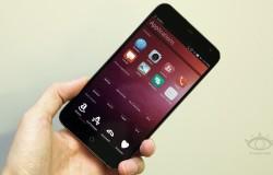 Ubuntu Touch на смартфоне